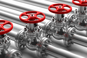 industrial-pipelines-and-valves-close-up-on-white-PRXS5WN-300x200